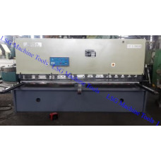 12 mm thickness , 3200 mm length , Motorized Backstop , Hydraulic , Alpha Guillotine