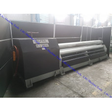 6 mm thickness , 3200 mm length , Mechanical ; Pyramid Type , Alpha Plate Roller